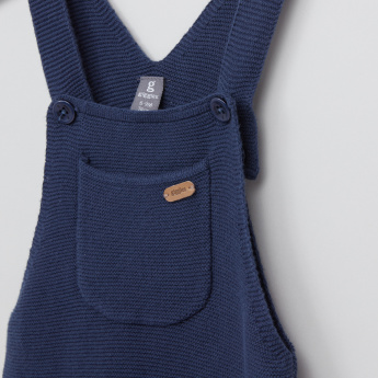 Giggles Knitted Dungaree