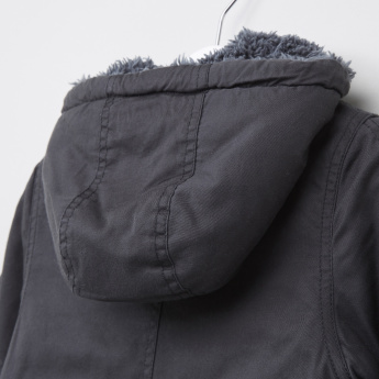 Juniors Parka Jacket