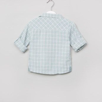 Eligo Chequered Shirt