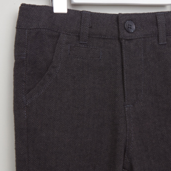 Eligo Woven Pants with Lining