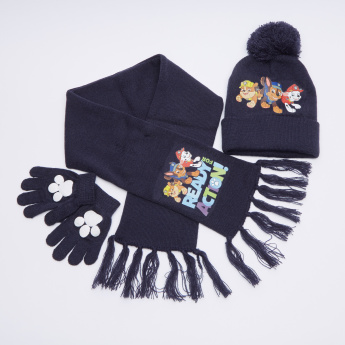 PAW Patrol Printed 3-Piece Accessory Set