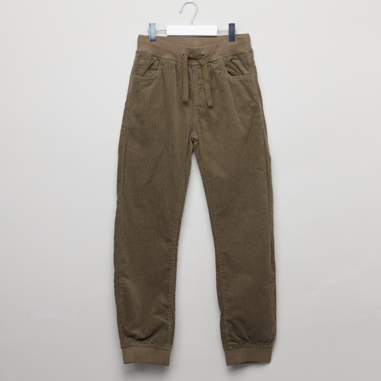 Juniors Cord Pants