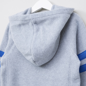 Juniors Raglan Sleeves Sweatshirt