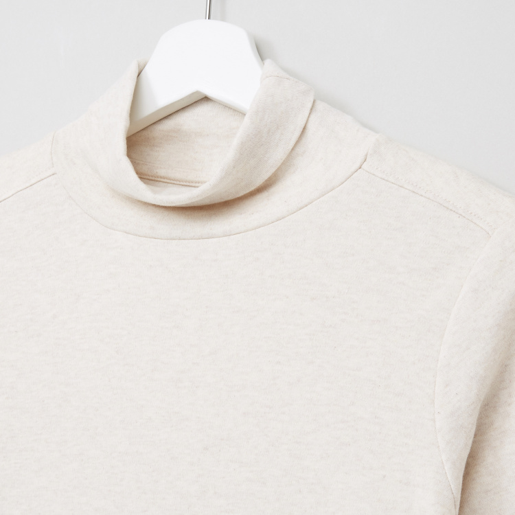 Posh Turtleneck T-Shirt