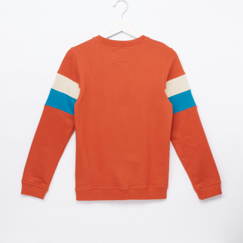Posh Crew Neck Sweat