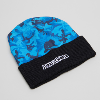 Jurassic World Printed 3-Piece Winter Accessory Set