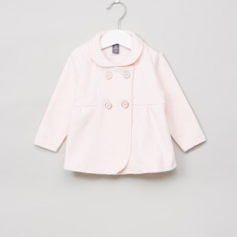 Giggles Long Sleeves Coat