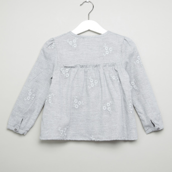 Eligo Lace Detail Top
