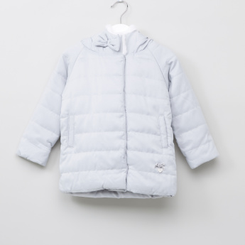 Eligo Long Sleeves Quilted Jacket