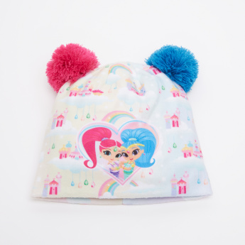 Shimmer and Shine Printed Cap