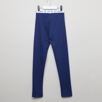 Lee Cooper Full Length Leggings with Elasticised Waistband