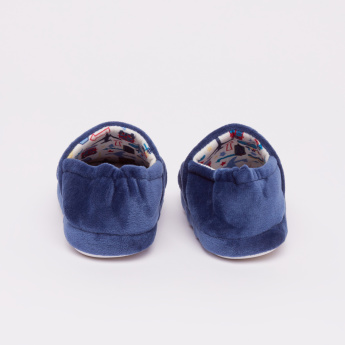 Juniors Plush Booties