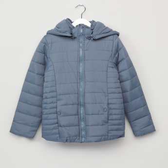 Juniors Cross Pocket Jacket