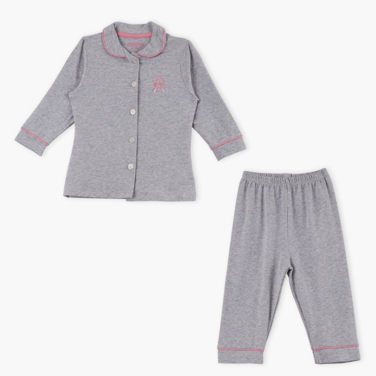 Giggles Shirt and Pyjama Set