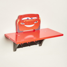 Cars Lightning McQueen Wall Shelf