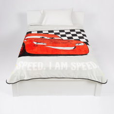 Disney Cars Flannel Blanket