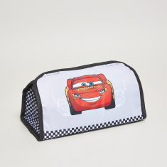 Cars Print Tissue Holder