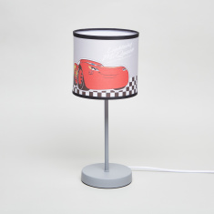 Disney Cars Print Table Lamp