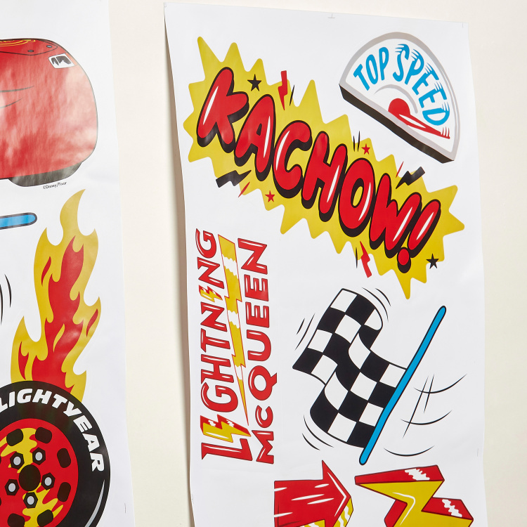Lightning McQueen Wall Decor