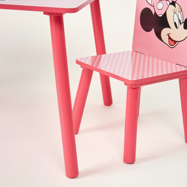 Disney Minnie Mouse Table and Chair Set