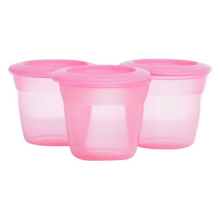 Tommee Tippee Food Containers - Pack of 3