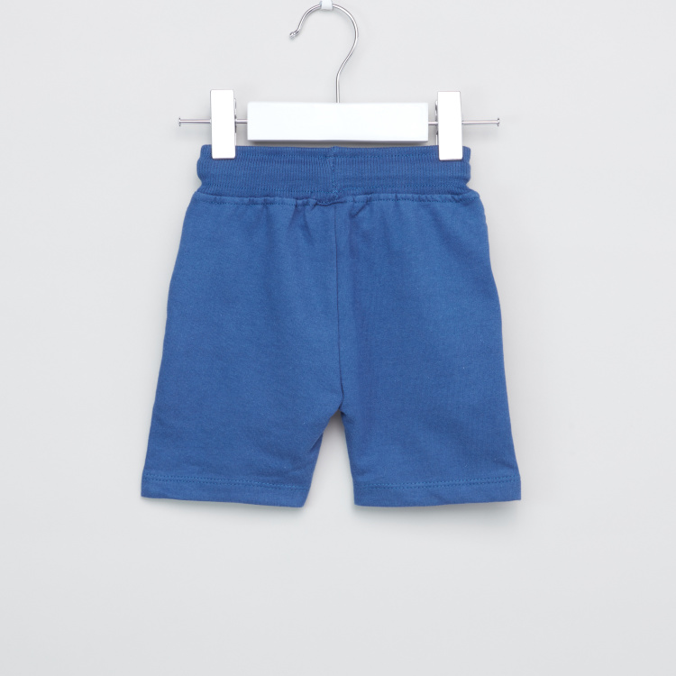 Juniors Pocket Detail Shorts - Set of 2
