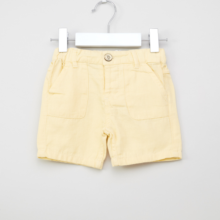 Giggles Pocket Detail Shorts