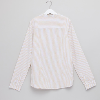 Eligo Striped Long Sleeves Shirt