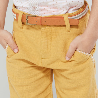Eligo Pocket Detail Shorts