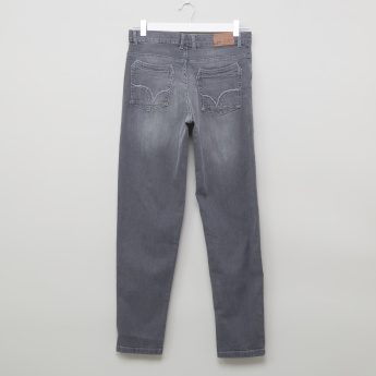 Lee Cooper Pocket Detail Pants