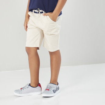 Lee Cooper Woven Shorts with Insert Pockets