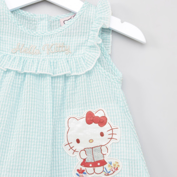 Sanrio Hello Kitty Sleeveless Top and Elasticated Shorts