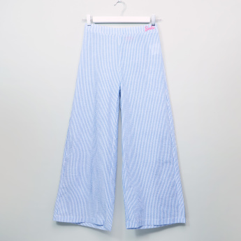 Barbie Striped Pants with Elasticised Waistband