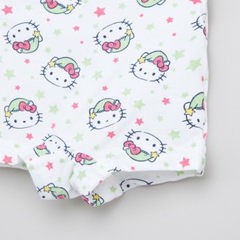 Hello Kitty Printed Boxer Briefs - Set of 3