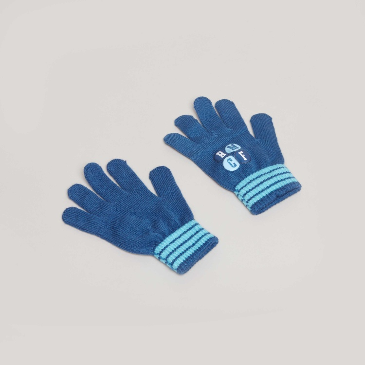 Real Madrid Printed 3-Piece Accessory Set