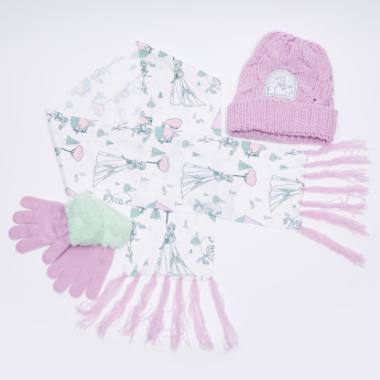 Frozen Printed 3-Piece Accessory Set