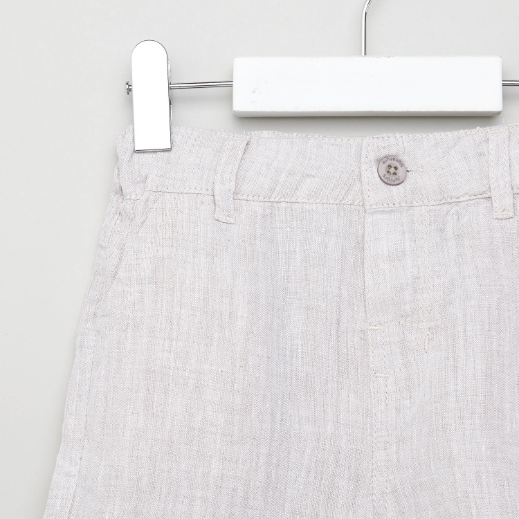 Juniors Textured 3-Piece Clothing Set
