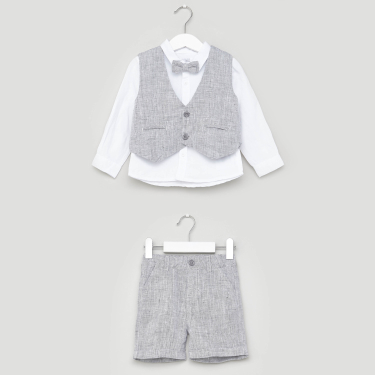 Juniors 3-Piece Apparel Set