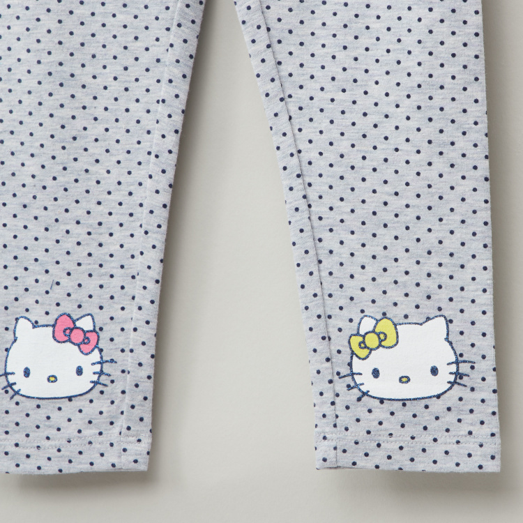Sanrio Hello Kitty Print Leggings