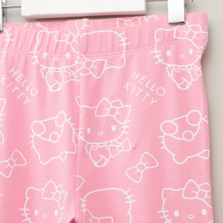 Sanrio Hello Kitty Print Shorts