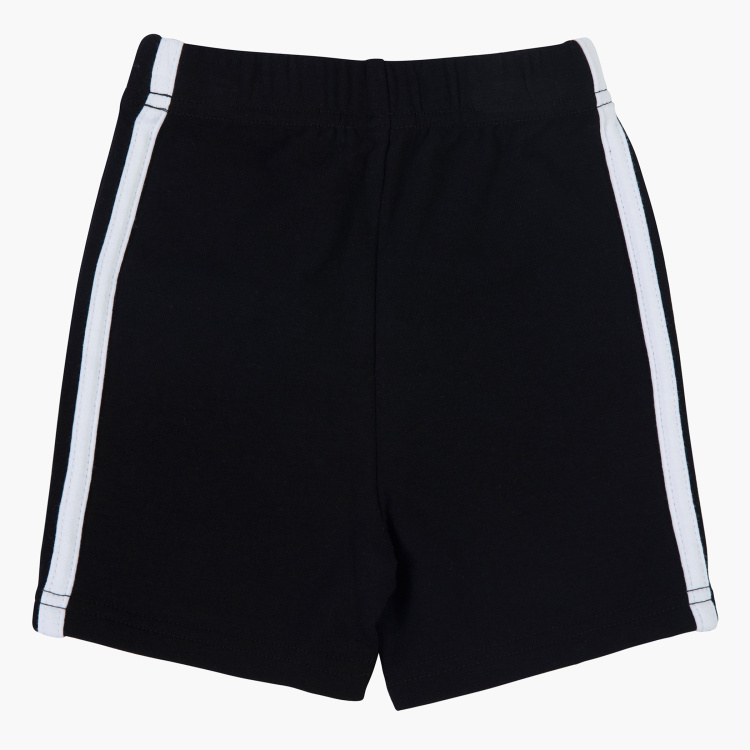 Juniors Print Shorts with Elasticated Waistband